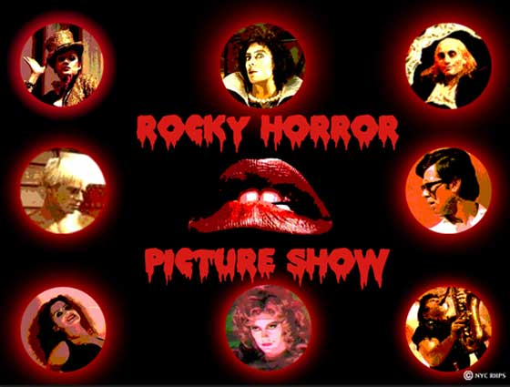 Rocky Horror Picture Show @ The Palace Theatre