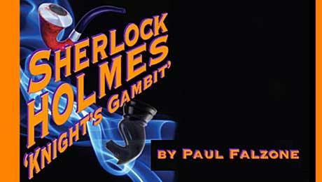 Sherlock Holmes - Knight's Gambit