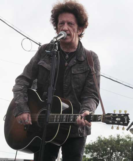 Willie Nile (photo by Richard Brody)