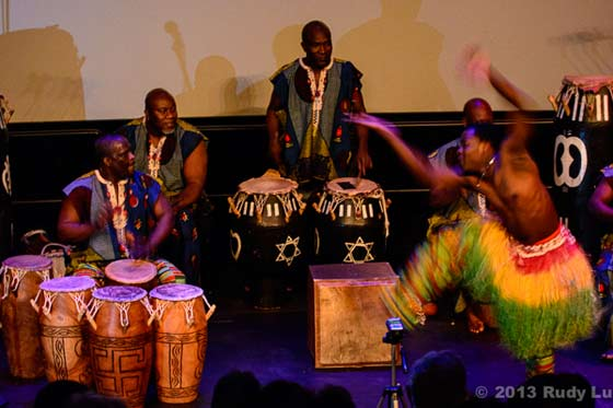 The Drums of Ghana
