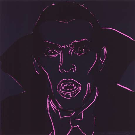 Andy Warhol: Dracula @ BCB Art