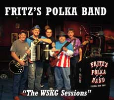 Fritz's Polka Band: The WSKG Sessions