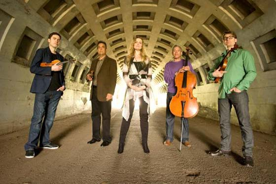 The Turtle Island String Quartet with Tierney Sutton