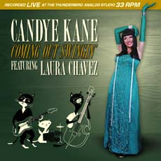 Candye Kane: Coming Out Swingin'