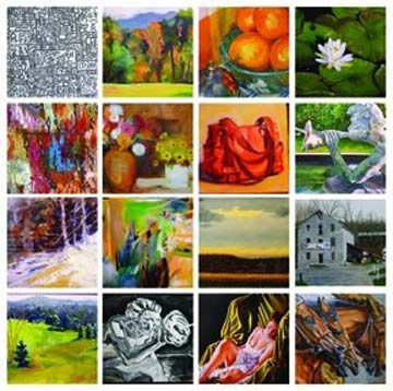 Annual Members' Exhibition @ Saratoga Arts