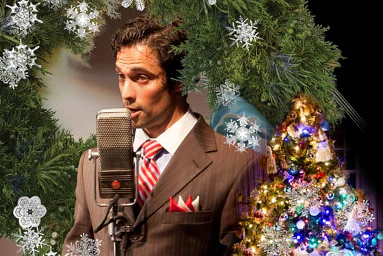 The dulcet tones of David Joseph will invite theatre-goers to step back in time for this classic Christmas tale.