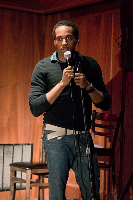 Mo Haskins does Hannibal Buress