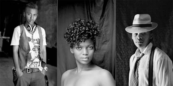 Photographs by Zanele Muholi @ Williams College Museum of Art
