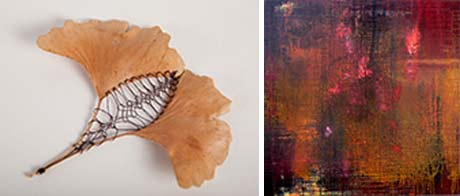 Works by Hillary Fayle and Yari Ostovany @ The Courthouse Gallery