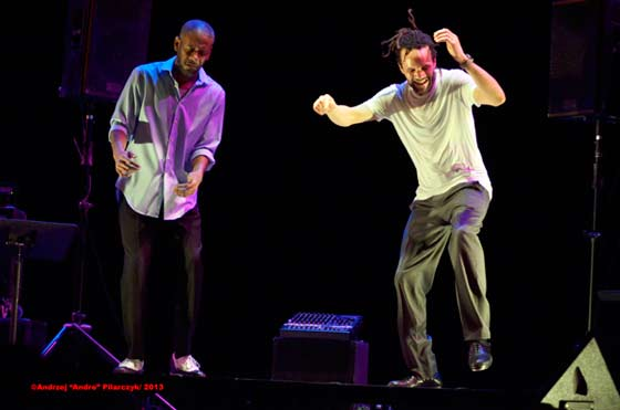 Marshall Davis, Jr. and Savion Glover