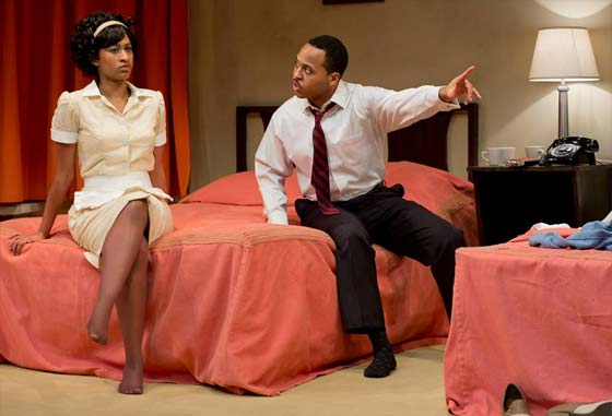 The Mountaintop @ Capital Repertory Theatre
