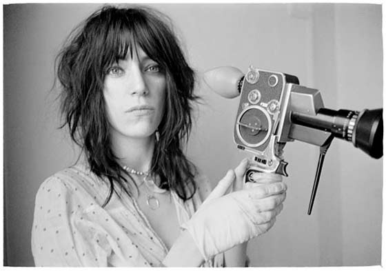 Judy Linn: Patti With Bolex @ Esther Massry Gallery