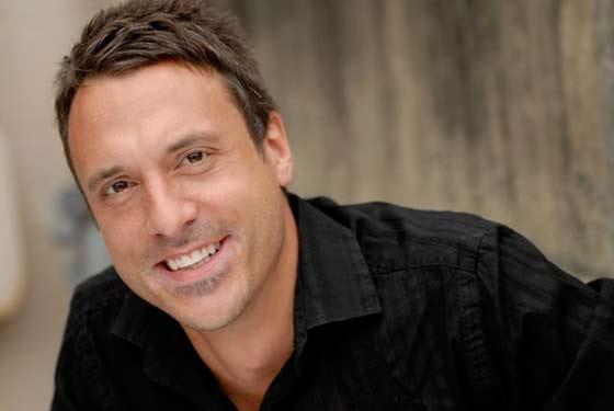 Comedian Greg Aidala