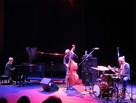 The Bad Plus (photo by Bender Mellon)