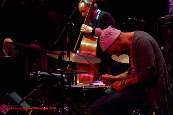 The Bad Plus (photo by Andrzej Pilarczyk)