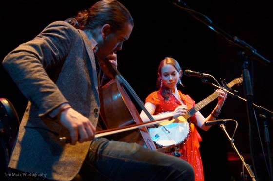 Nathaniel Smith and Sarah Jarosz
