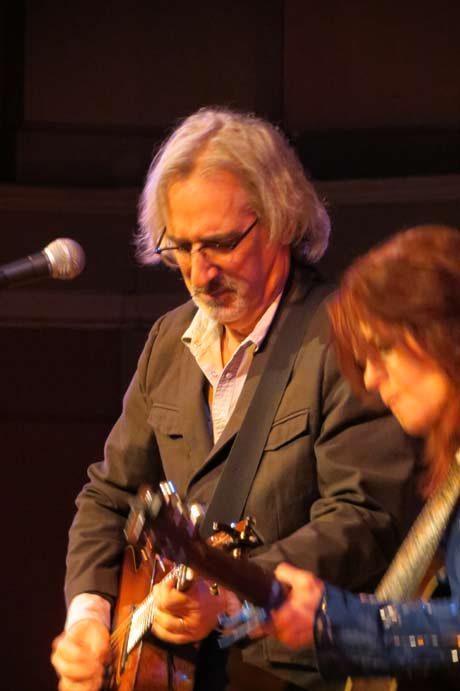 Rosanne Cash and John Leventhal @ Troy Savings Bank Music Hall