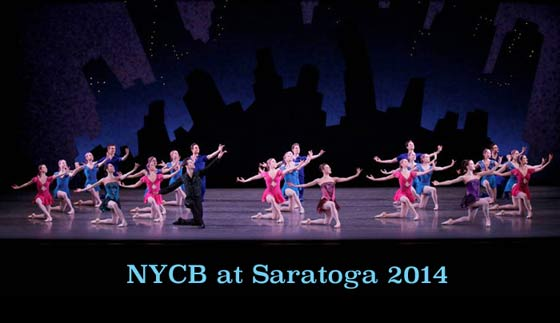 The New York City Ballet @ SPAC