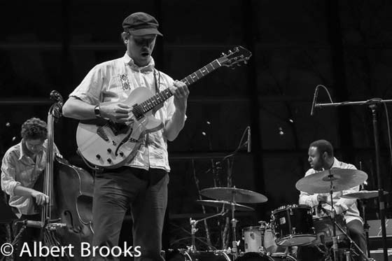 Kurt Rosenwinkel, Orlando LeFleming and Kendrick Scott