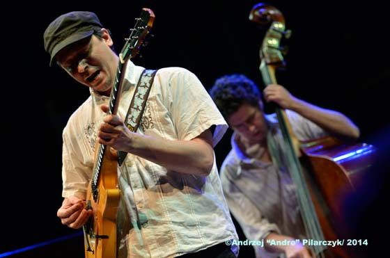 Kurt Rosenwinkel and Orlando LeFleming