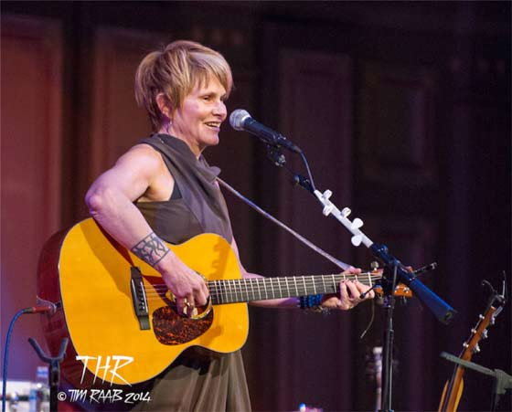 Shawn Colvin and Steve Earle