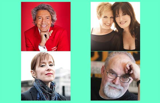 William Finn, Suzanne Vega join Tommy Tune, Liz and Ann Hampton Callaway for Barrington Stage concerts