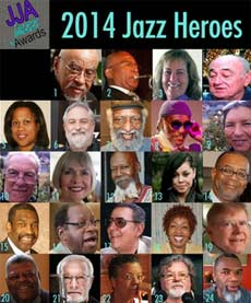 2014 Jazz Heroes Awards