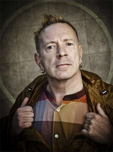 John Lydon as King Herod  (Photo by Paul Heartfield)