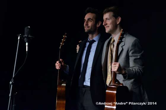 Julian Lage and Chris Elridge
