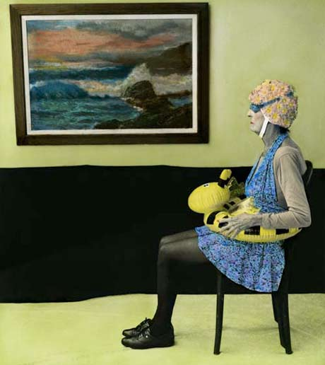 Aline Smithson: Arrangement #3 @ Davis Orton Gallery