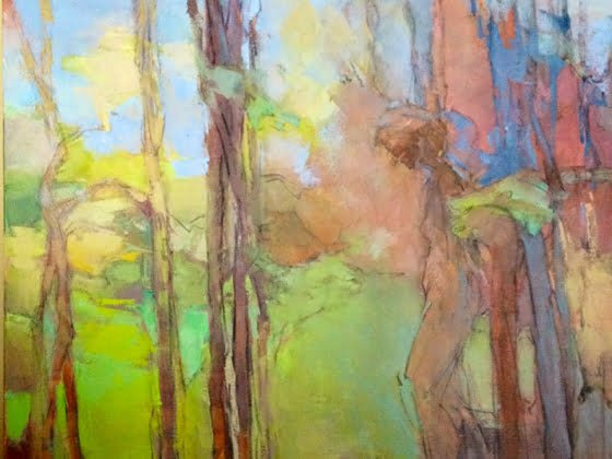 Paintings by Diane Cournoyer  @ Good Purpose Gallery