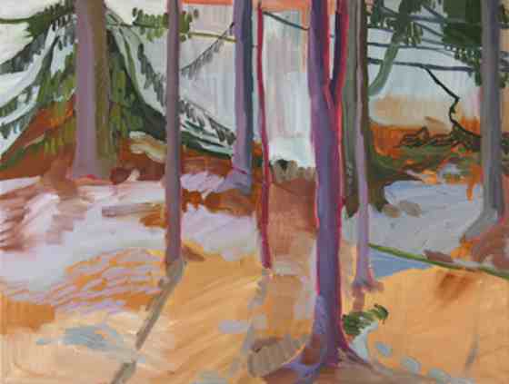 Works by Kamilla Talbot @ The West Kortright Center