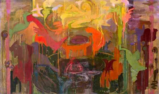 Lois Dickson: Primordial State @ John Davis Gallery