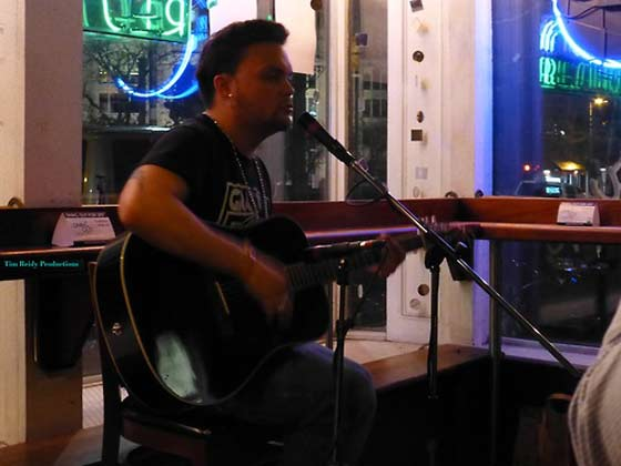 Kyle Albano @ Franklin's Tower