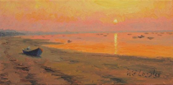 Robert Longley: Morning, Provincetown @ Sorelle Gallery