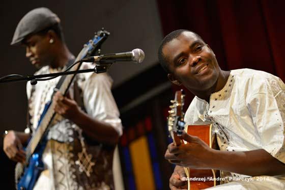 Cheick Siriman Sissoko and Oumar Konate