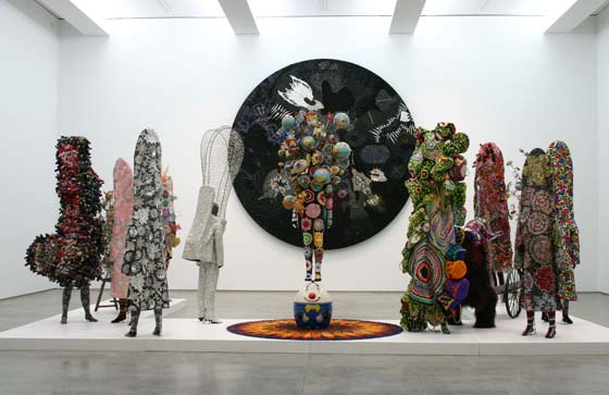 Works by Nick Cave @ The School