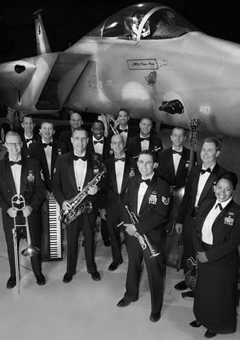 U.S. Air Force Rhythm in Blue Jazz Ensemble