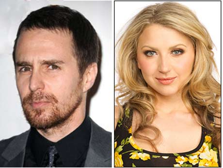 Fool for Love now stars Sam Rockwell (l) and Nina Arianda (r).