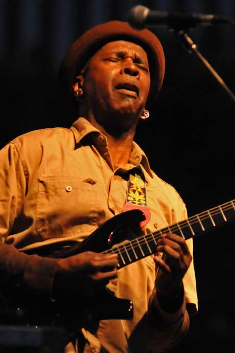 Vernon Reid (photo by Stanley Johnson)