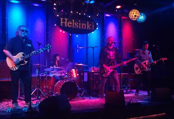 The Baseball Project @ Club Helsinki, 7/23/14