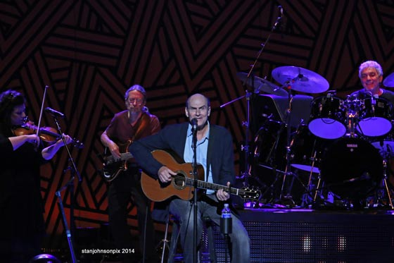 James Taylor's All Stars