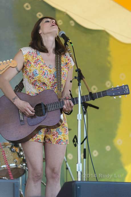 Sasha Dobson of Puss N Boots