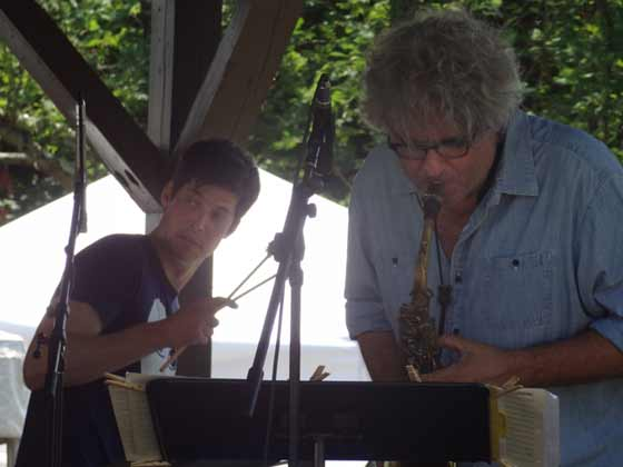 Tim Berne and Ches-Smith