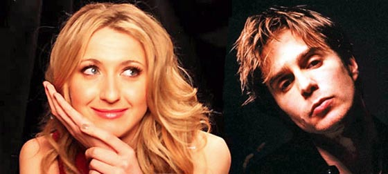 Nina Arianda and Sam Rockwell play two ex-lovers holed up in a run down desert motel.
