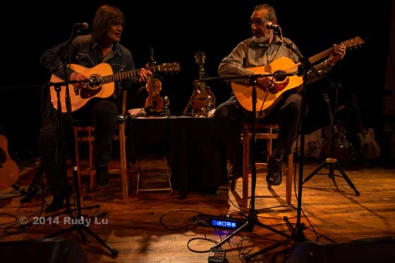 David Bromberg & Larry Campbell