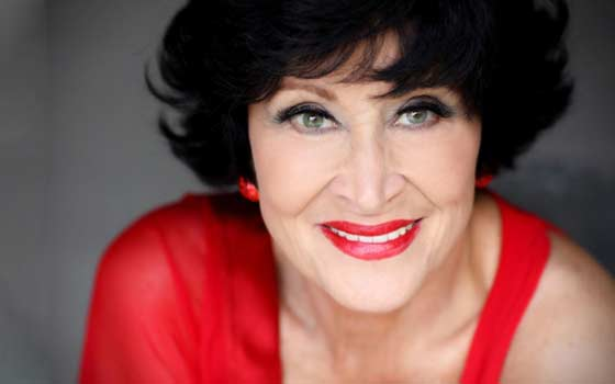 Chita Rivera stars in the Williamstown Theatre Festival production of The Visit. (photo: Laurie Duncan)