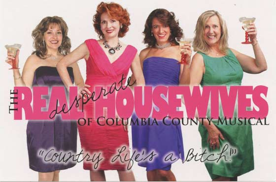 The Real Housewives of Columbia County