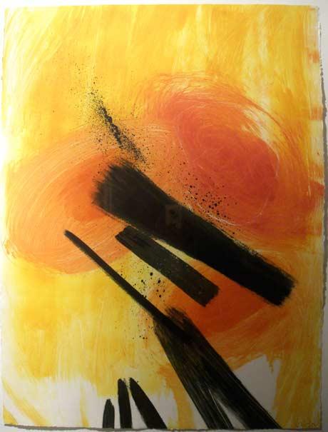 Abby Dubow: Perseus @ Lauren Clark Fine Art