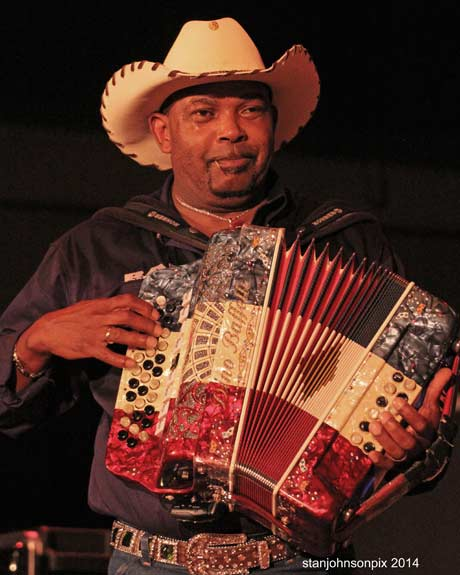 Jeffrey Broussard & The Creole Cowboys
